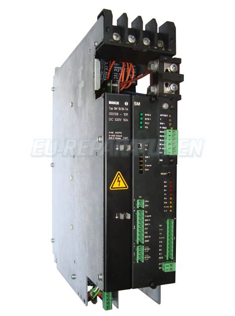 ac repair ta reparatur bosch sm10 20 ta servomodul 10a 520vdc 055128