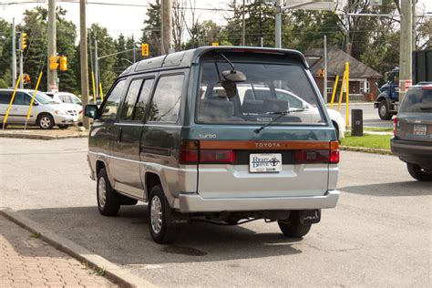 liteace toyota 1991 toyota liteace for sale rightdrive est 2007