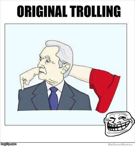 Funny Meme Image - og trolling imgflip