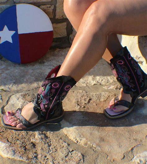 cowboy boots sandals cowboy boot sandals archives thepubliceditor