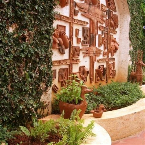 Decoration Murale Exterieure by D 233 Coration Murale Ext 233 Rieure 72 Id 233 Es Et Conseils En