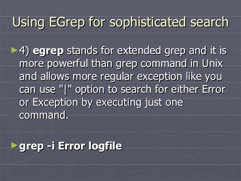 egrep pattern exles practical exle of grep command in unix
