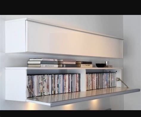 Besta Wall Shelf by Besta Burs Wall Shelf Tv Unit Dvd Unit White High