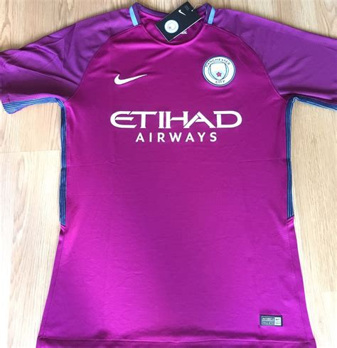 Jersey Manchester City 2017 2018 by Jersey Bola Manchester City Away 2017 2018 Jersey Bola