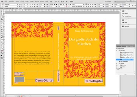 Buchcover Design Vorlagen Indesign Automatisierung Am Beispiel Eines Cover Generators Druckerei C H Beck N 246 Rdlingen