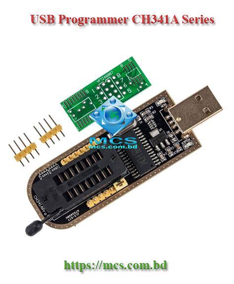 Ic Programer Ch341a 24 25 Usb Programmer Eeprom Flash Bios Ch341a2425 ch341a usb bios programmer support chip 24 eeprom 25 spi flash low cost mcs