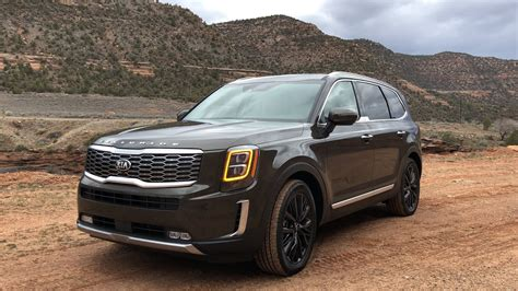 2020 Kia Telluride Review by Carshighlight Review Concept Specs Price