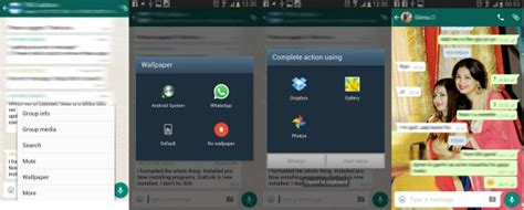 whatsapp wallpaper location whatsapp tips and tricks you want to know