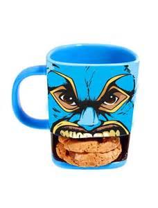 novelty coffee mugs brew buddies novelty mug tea coffee cup biscuit holder