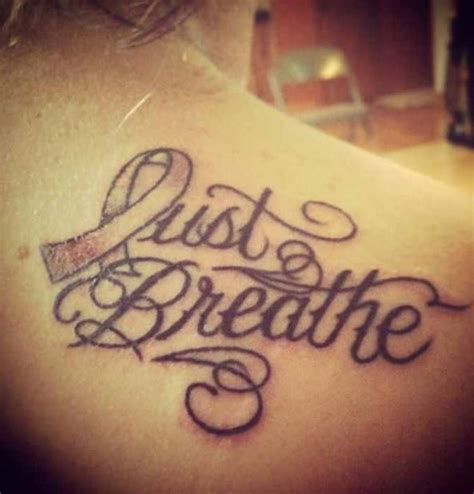 cancer tattoos for mom lung cancer rip