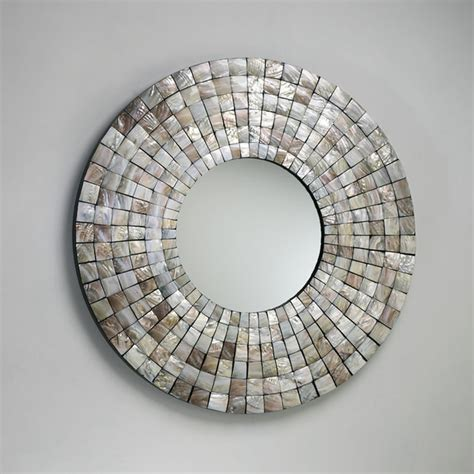 bathroom mirror mosaic 30 ideas of mosaic tile framed bathroom mirrors