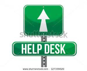Help Desk Sign by Information Desk Stock Photos Images Pictures