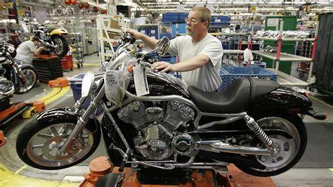 Harley Davidson Kansas City Plant by S Model American Manufacturer Harley Davidson