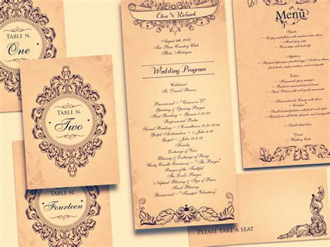 vintage style wedding cards vintage wedding invitations set the tone for a timeless wedding elegantweddinginvites