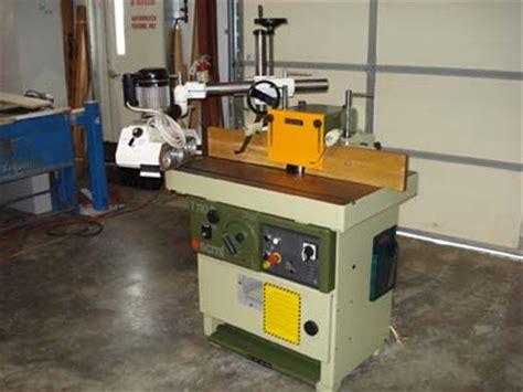scmi woodworking equipment scmi t 110a wood shaper scmi wood shaper t 110a