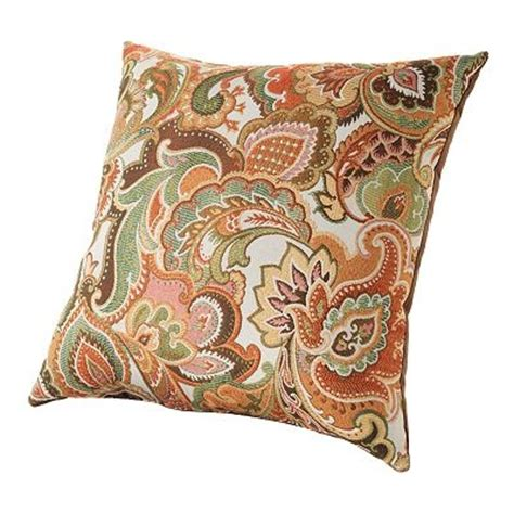 paisley throw pillows for couch josette paisley decorative pillow living room paisley