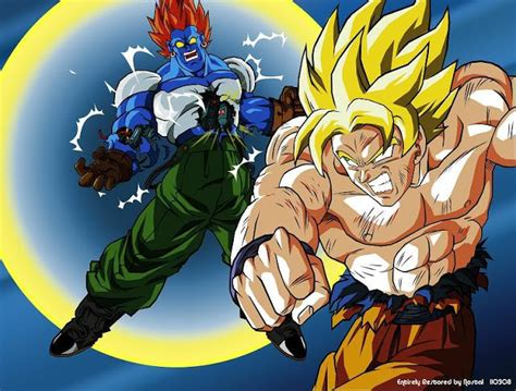 z android 13 goku vs android 13 z photo 33086211 fanpop page 10