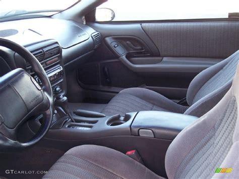1998 Camaro Interior by Grey Interior 1998 Chevrolet Camaro Coupe Photo