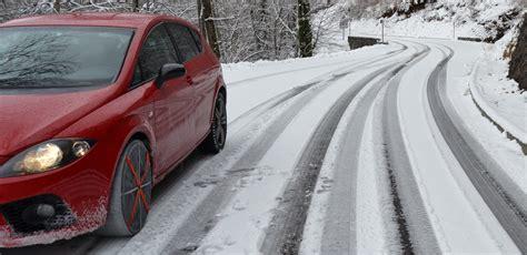 uso de cadenas para nieve todo lo que necesitas saber sobre la conducci 243 n en
