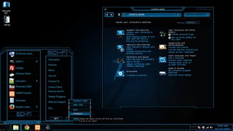 8 I And by Windows 8 8 1 And 10 Theme Sci Fi By Newthemes On