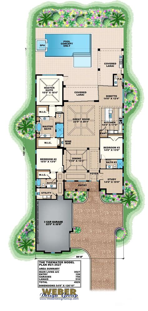 weber design group home plans beach house plan caribbean west indies beach home floor plan
