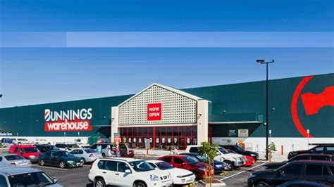 bunnings warehouse springfield snapped up for 40m tight