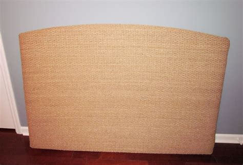 Diy Seagrass Headboard The Murphy S Projects