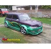 Blog De Autos Tuneados  Locos X El Tunning Fiat Uno Tuneado