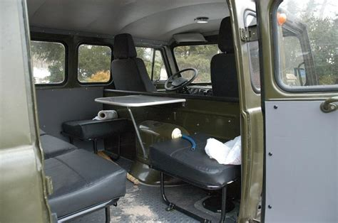uaz interior uaz 452 amc užitkov 253 made in russia