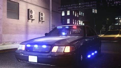 Whelen Visor Lights Gtaiv 2011 Crown Victoria Emergency Lighting Demo