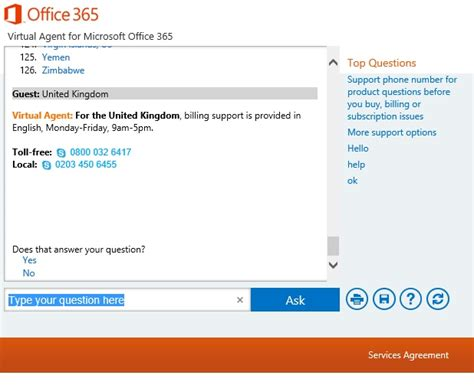 Office 365 Support Office Telephone Microsoft Office Telephone Support