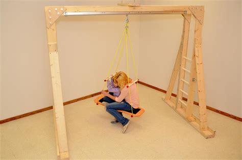 indoor swing support bar rainy day 174 indoor platform swing