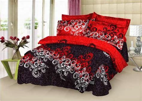 Set Bed Cover Katun Motif Bunga sprei anak lucu bedcover sprei harmoni quot kyoto quot