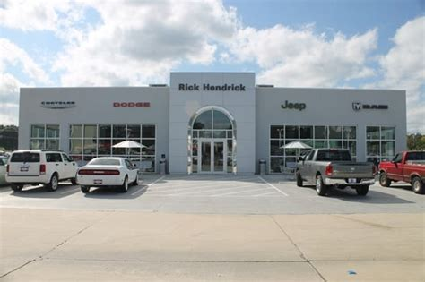 Rick Hendrick Jeep Chrysler Dodge Ram Rick Hendrick Jeep Chrysler Dodge Ram Car Dealers