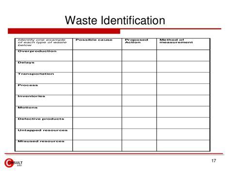 waste walk template waste walk template 28 images waste walk audit form
