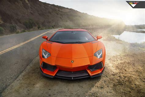 Lamborghini Suit Lamborghini Aventador Wears Vorsteiner Suit And True