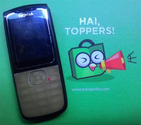 Hp Nokia Seken jual handphone nokia 1650 hp second seken bekas murah