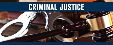 Mba In Criminal Justice by A Resolution For 2018 Reform Our Criminal Injustice