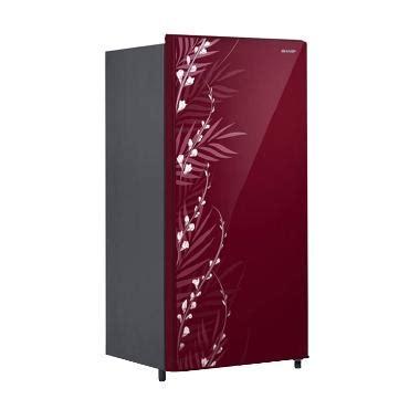 Evaporator Kulkas Sharp Satu Pintu jual kulkas sharp 1 pintu terbaru harga menarik