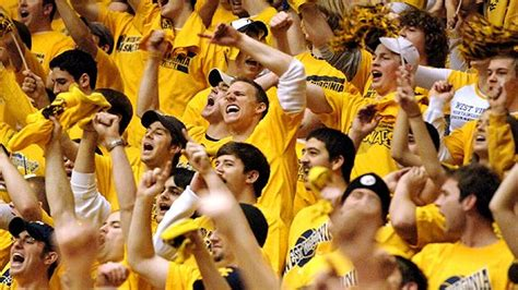 wvu student section collegiate no fair