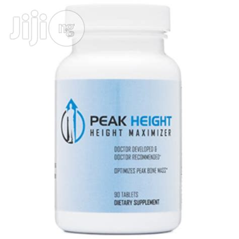 Supplements For Free Viactiv Sles by Peak Height Grow Taller Supplement 90 Capsules For Sale
