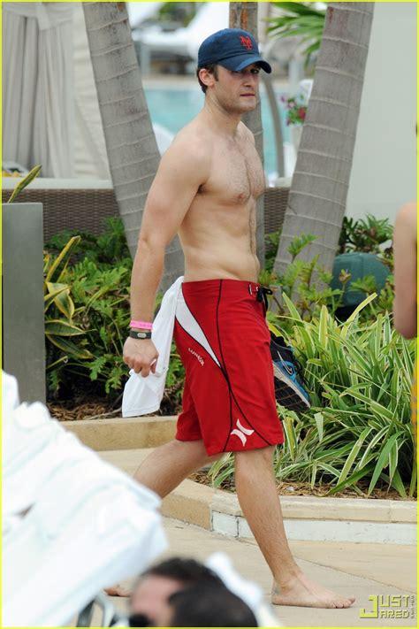 phil mattingly shirtless sized photo of matthew morrison shirtless miami