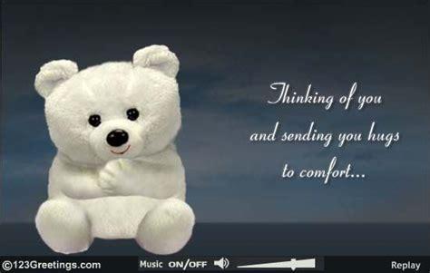 comfort hug thinking of you sending you comforting hugs god