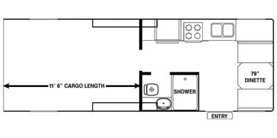 work and play floor plans 2008 work and play m 24sk specs and standard equipment