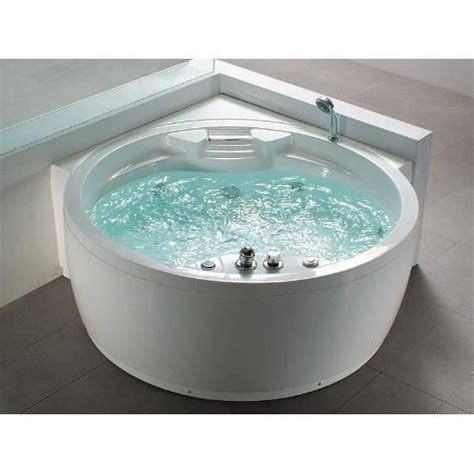 baignoire a remous bain 224 remous rond florence baignoire d angle avec 14