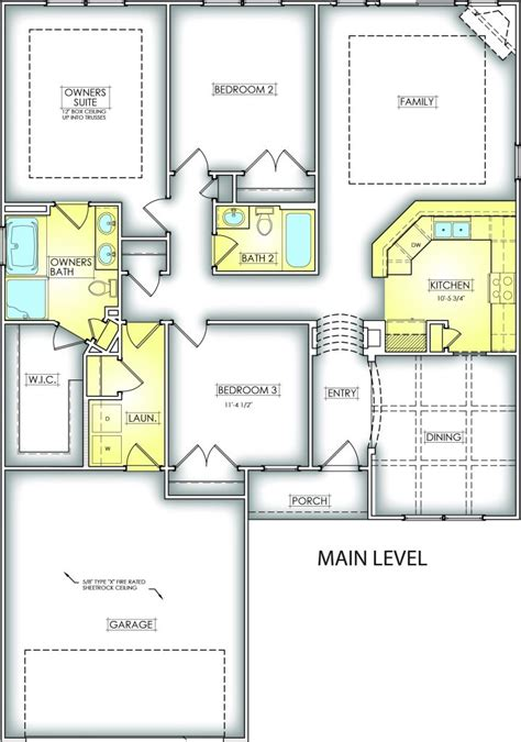 Southern Home Floor Plans by Southern Homes Floor Plans Beautiful Dahlia Great Southern