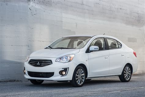 mitsubishi mirage sedan 2017 mitsubishi mirage g4 subcompact sedan launched in new
