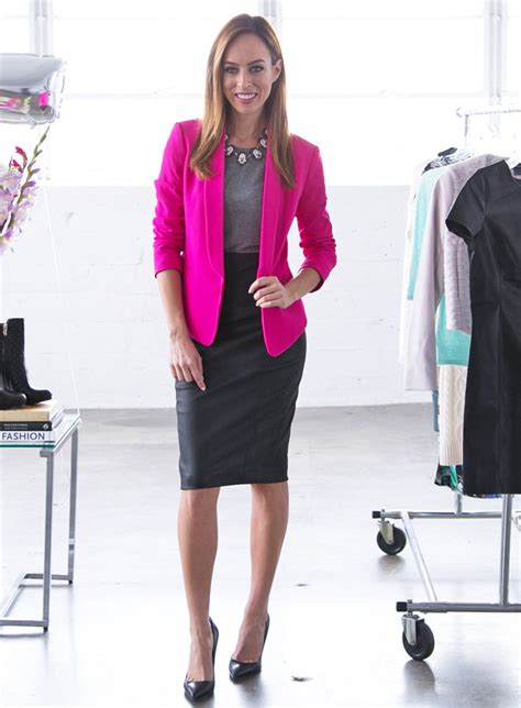 a z trend guide leather skirts sydne style