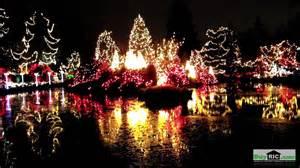 Suwannee Christmas Lights Festival Of Lights Vandusen Botanical Garden Vancouver