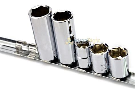 wall socket holder set 1 4 quot 3 8 quot 1 2 quot drive socket tray holder organizer